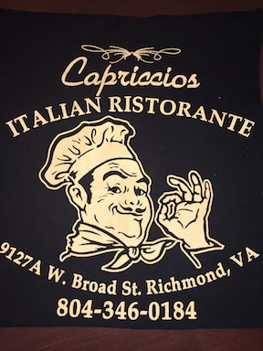 Capriccio's Pizzeria & Ristorante