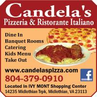 Candela's Pizzeria
